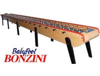Baby Foot bonzini géant XXXL 11 contre 11