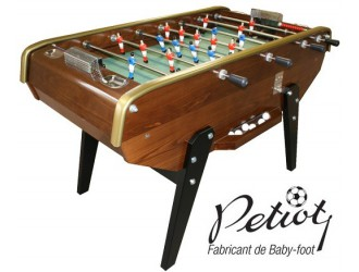Baby foot Petiot Concorde 250 Monnayeur