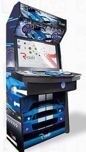 borne arcade foot