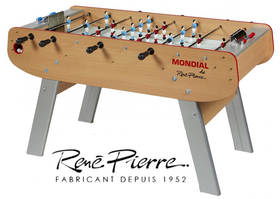 Baby-foot René Pierre MONDIAL