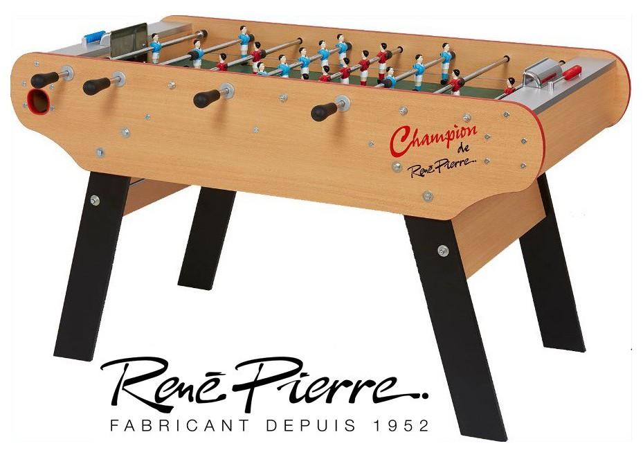 Baby foot René Pierre Champion
