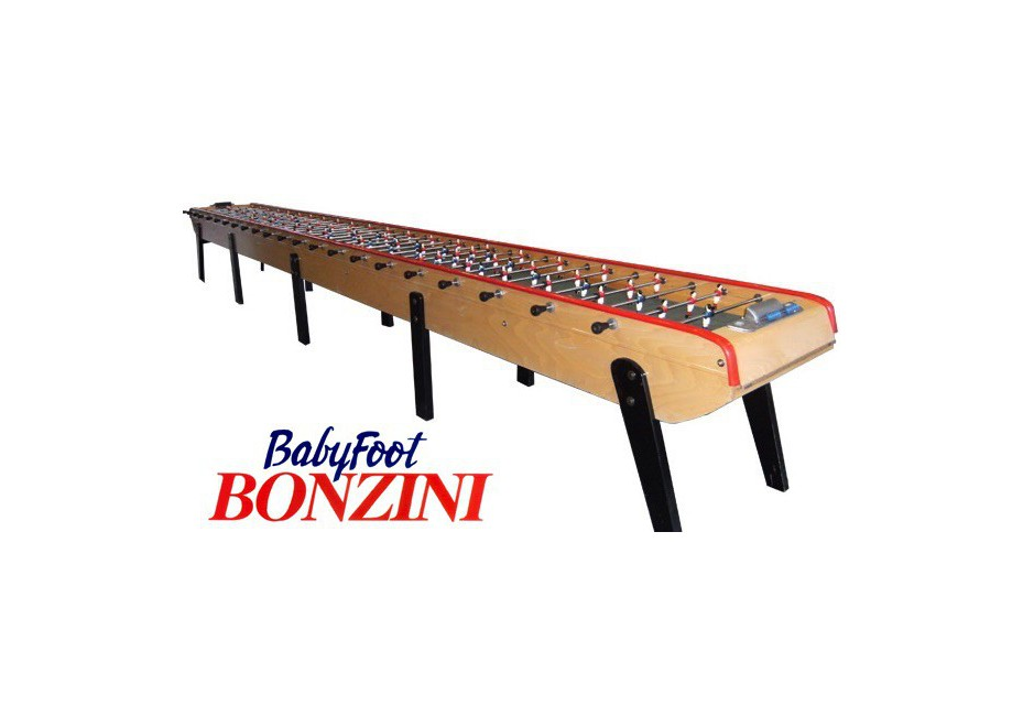 baby foot bonzini 8 joueurs
