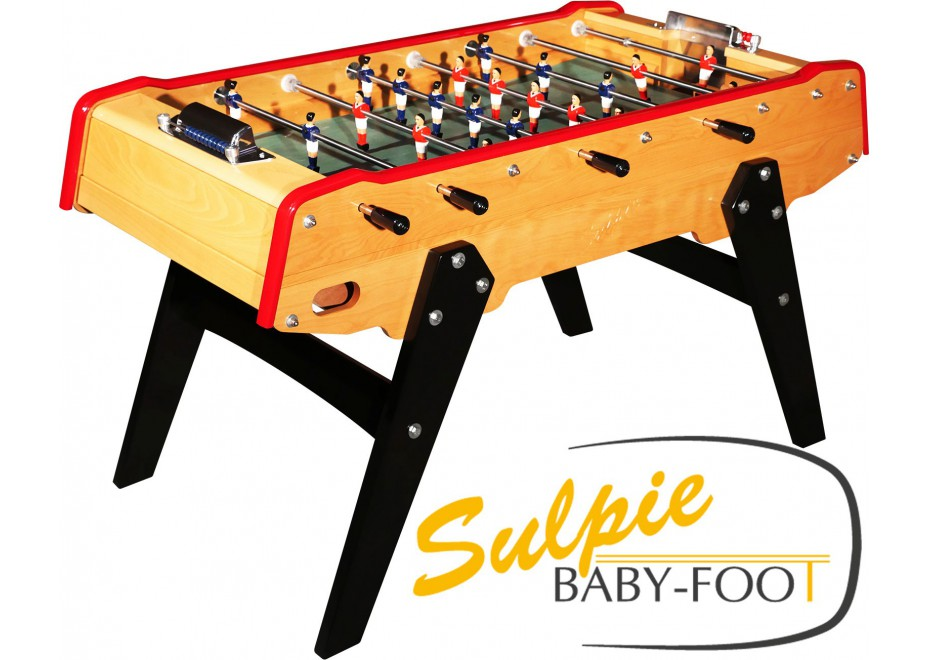 baby foot francais sulpie