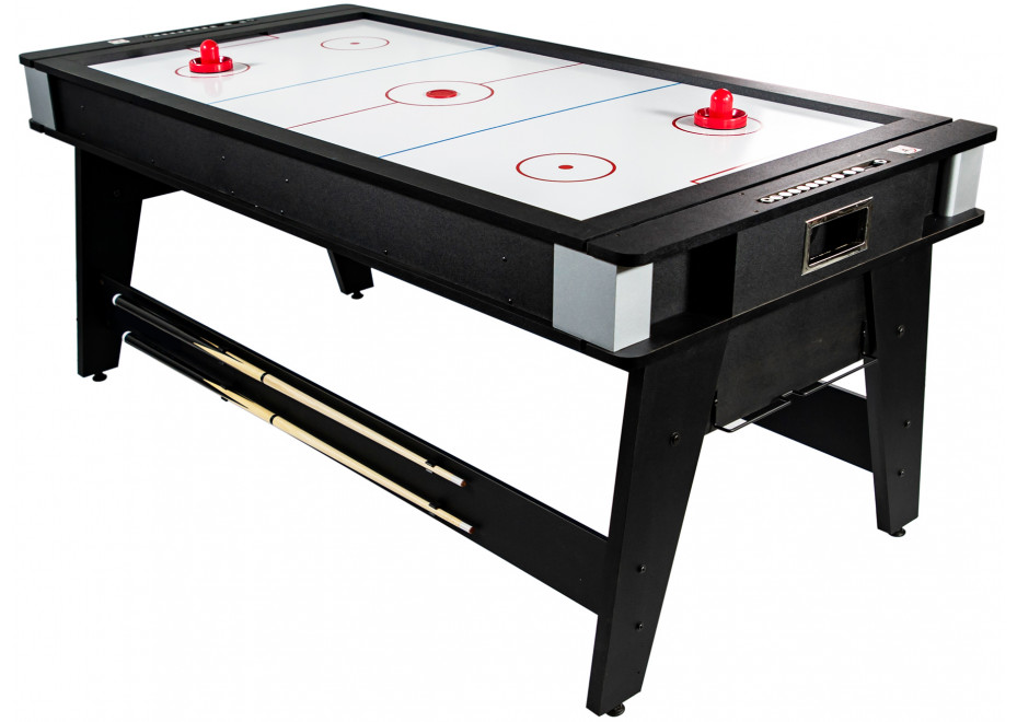 Table multi jeux 6FT rotative