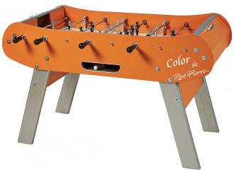 Baby foot René Pierre Color Orange