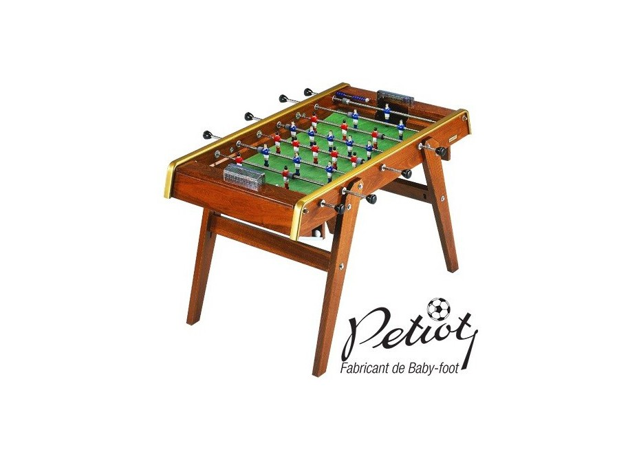 Baby foot Petiot Serie A Luxe