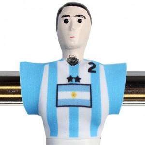 l'équipe d'argentine pour joueur de babyfoot