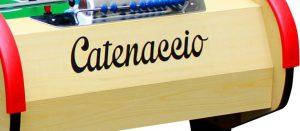 Ancien Baby foot Catenaccio forme