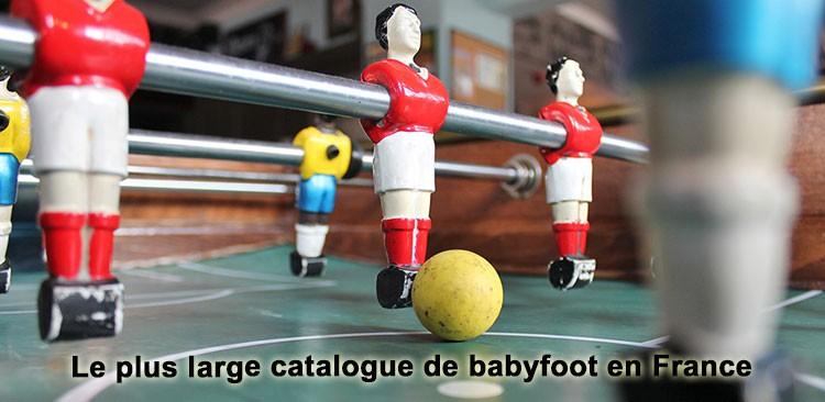 Nous avons forcément le baby foot qu'il vous faut!